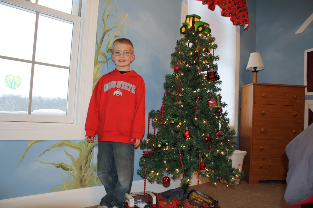 Christmas Traditions With A Farm Flair