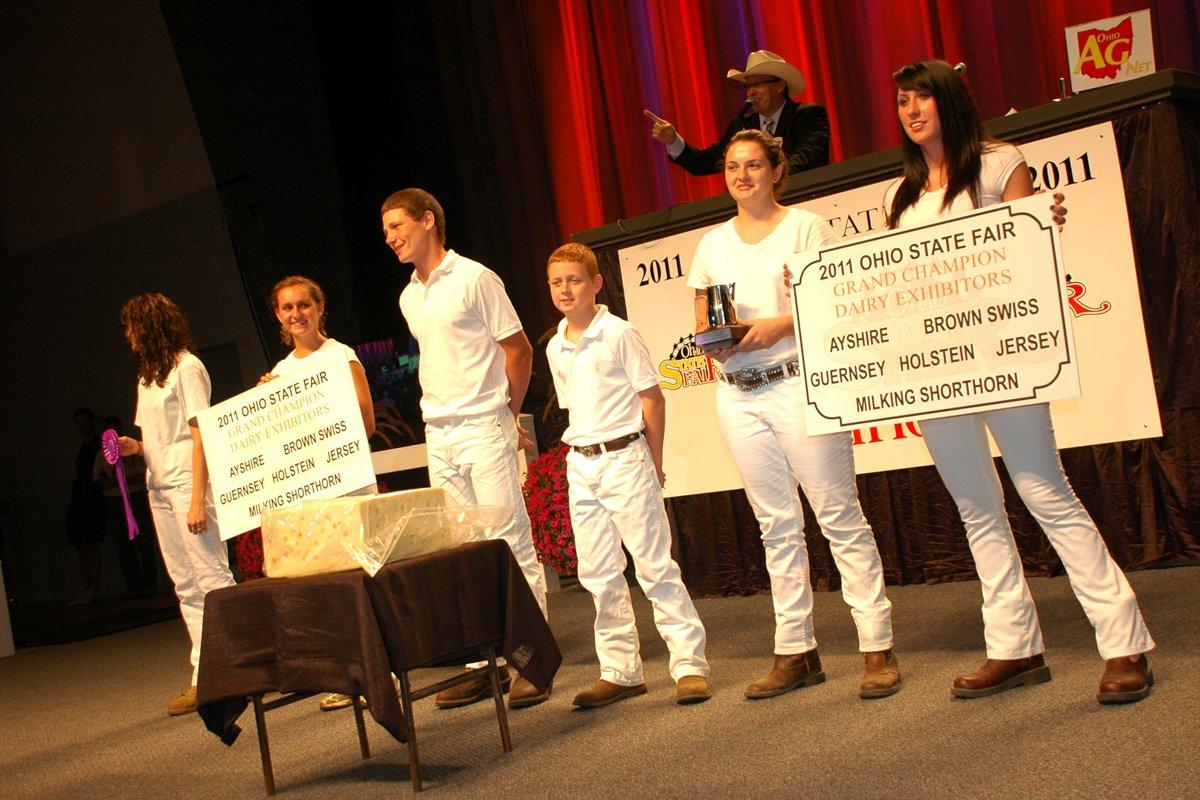 Ohio State Fair Sale of Champions Results – Ohio Ag Net | Ohio's
