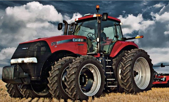 Case IH Magnum 370 CVT Tractor – Ohio Ag Net | Ohio's Country Journal