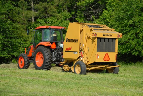 Vermeer introduces a new generation of Rebel® balers – Ohio