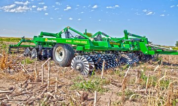 Turbo Max Evolution Of A Vertical Tillage Tool Ohio Ag