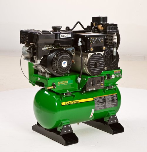 Air Compressors Home Workshop Products John Deere Us >> John Deere Introduces Welderator Ohio Ag Net Ohio S Country Journal