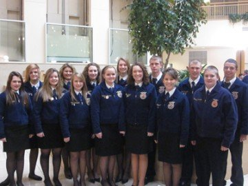 FFA members attend National Leadership Conference | Ohio ...