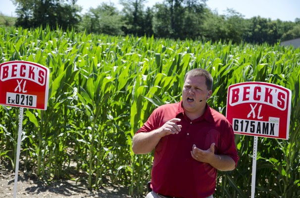 Beck's Hybrids Media Day – Ohio Ag Net | Ohio's Country ...