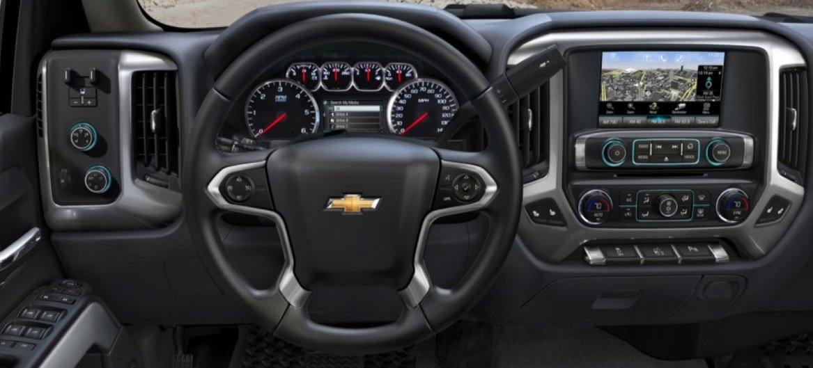 GM reveals 2014 Chevy Silverado and GM Sierra – Ohio Ag ...