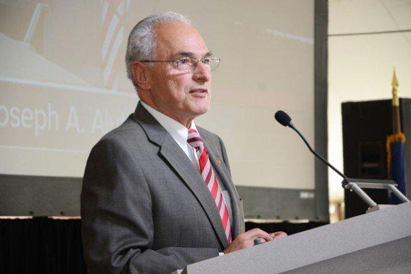 Joseph Alatto, OSU interim president