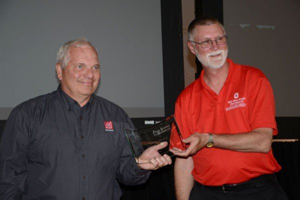 Don Breece was inducted into the FSR Hall of Fame.