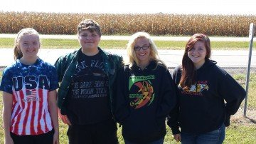 Big Walnut DACC FFA District Soils Judging Team