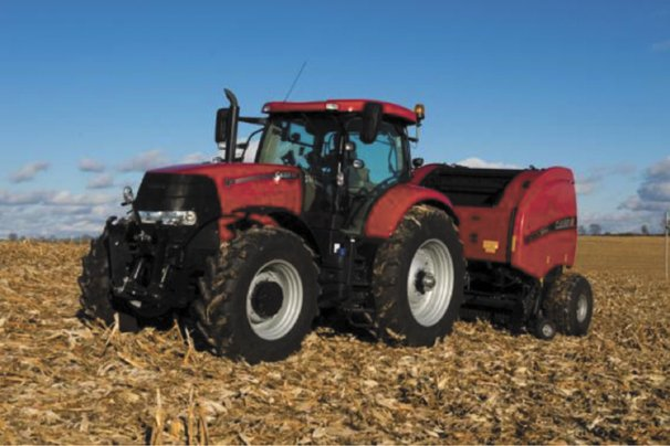 Case IH 2014 Puma Tractors Now Available With Tier 4 B/Final