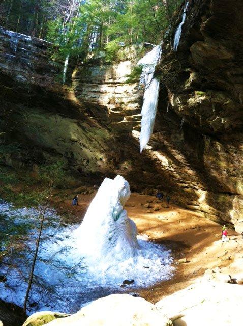 Ash cave 4