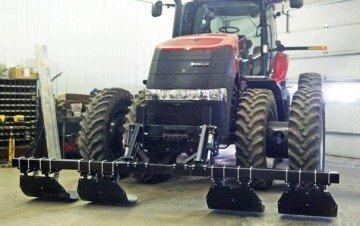 Case Magnum Tractor SS 1