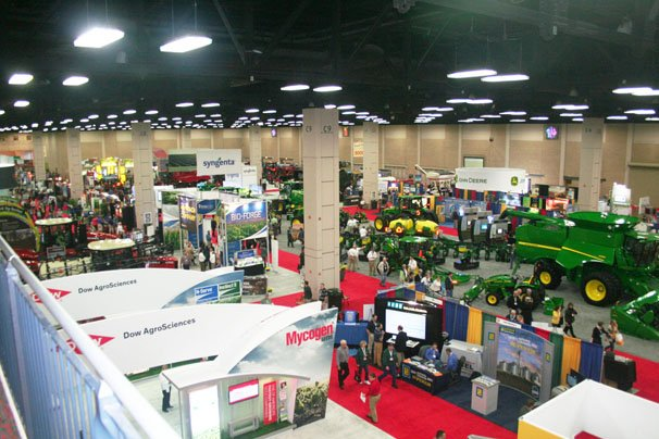 Commodity classic trade show highlights ohio ag net for Craft shows in ohio