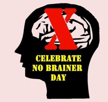 No Brainer Day