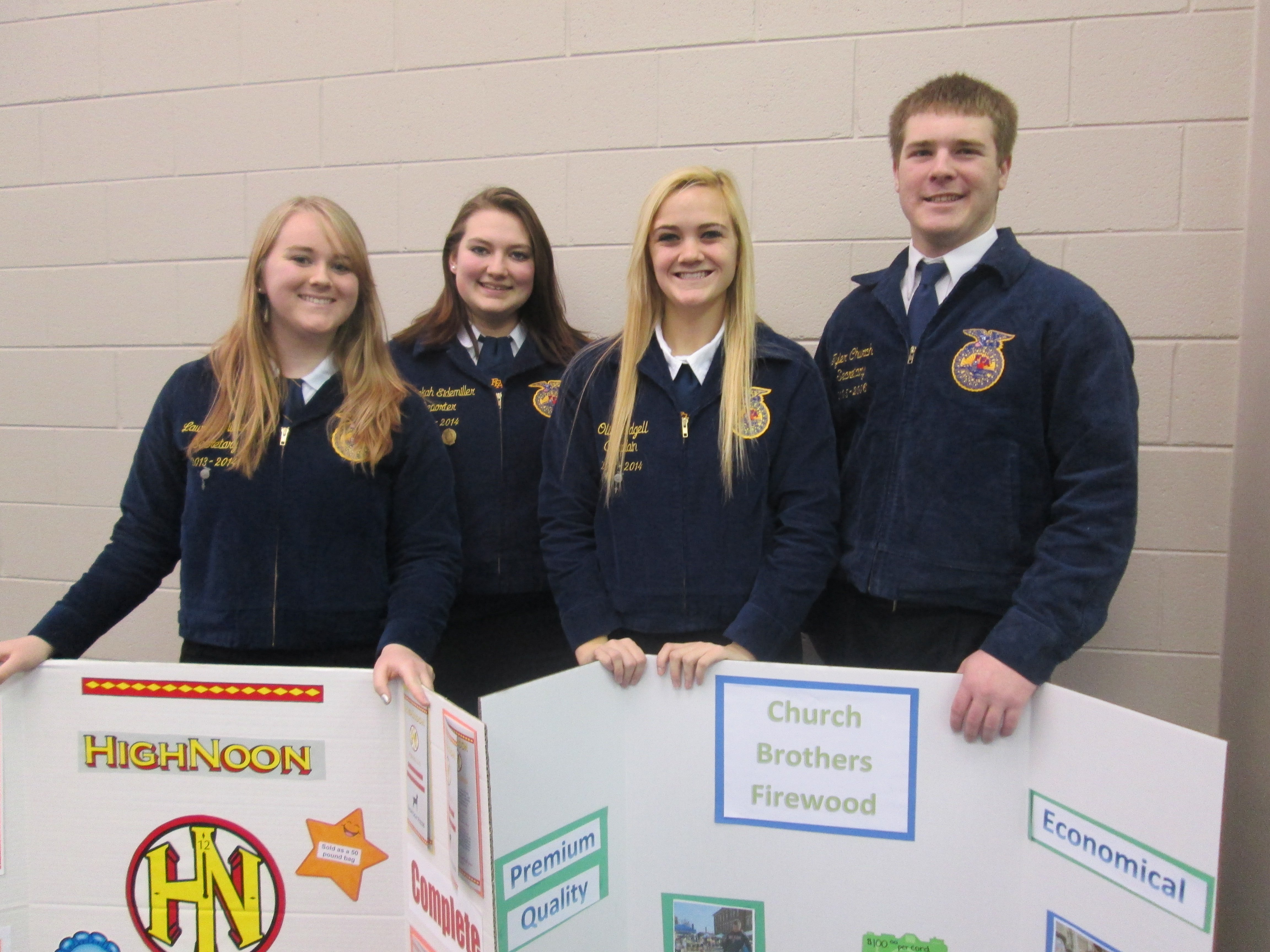 bb81660b6f2e Recently several members of the Miami East-MVCTC FFA Chapter competed in  the State Agricultural Sales Contest held at Tolles Technical Center, Plain  City.