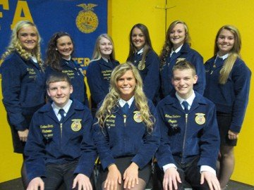 2014-15 chapter officers