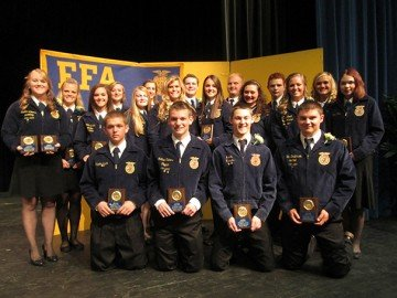 2014 Chapter Proficiency Award Winners