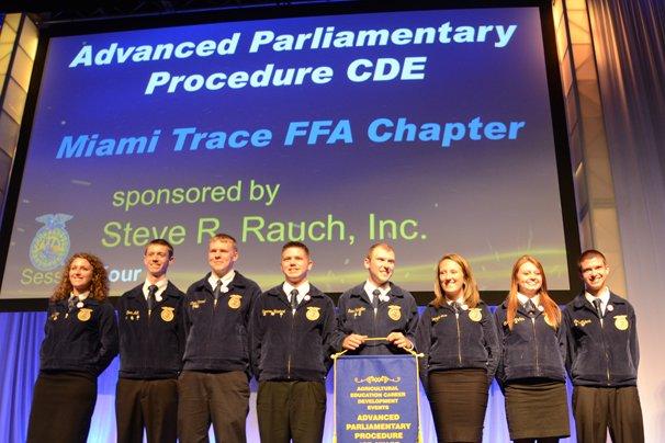 trace awards 2014