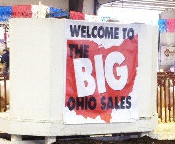 big ohio sheep sale
