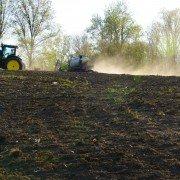 soybean planting 2014