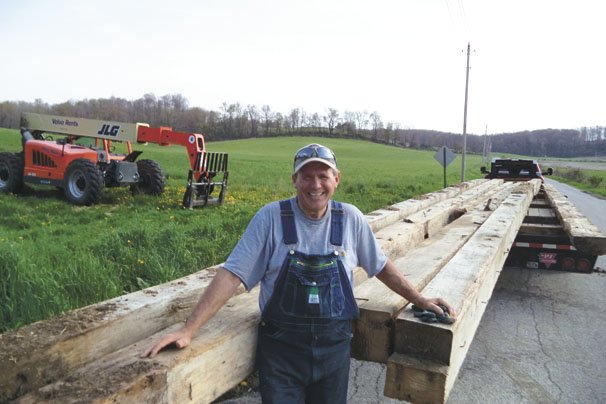 Barn Picker Finds New Uses For Old Barns Ohio Ag Net S Country Journal
