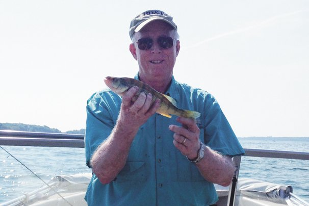 Perch Fishing Lake Erie S Western Basin Ohio Ag Net