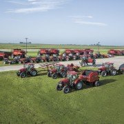 Promising to provide the best options to professional producers, big and small, Case IH announced its 2015 lineup of Farmall tractors and hay and forage tools this month.