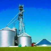 The new grain handling facilities at the Farm Science Review will improve the timeliness of harvest and offer marketing advantages.