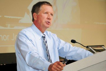 Gov. John Kasich signed the new state budget in late June including CAUV reforms.