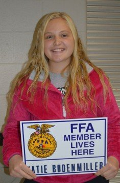 Katie Bodenmiller Member of the Month