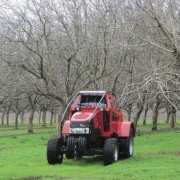The new Case IH orchard cab provides growers matched tractor power and efficiency with the best-possible working environment.