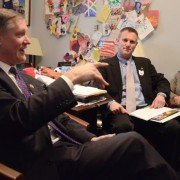 OFBF members meet with Congressman Steve Stivers