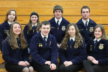 Benjamin Logan FFA 2015 State Degrees