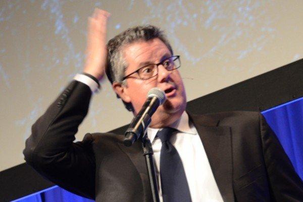 Curtis Zimmerman, keynote speaker
