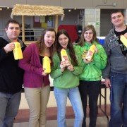 Urbana FFA dairy products