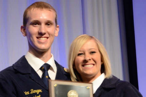 Versailles FFA was the top chapter in Community Development