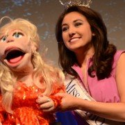 Miss Ohio showed she is a talent ventriloquist