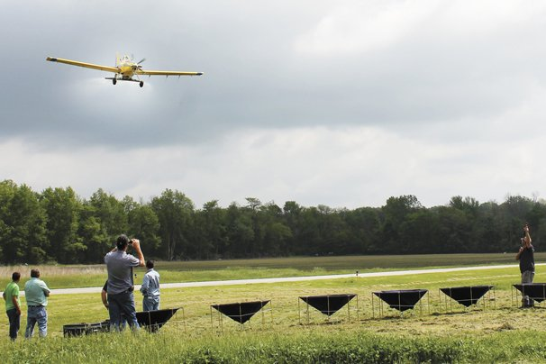 Ohio's crop dusters aim for perfection during S A F E  event