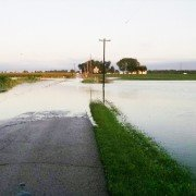 Flooding in Darke County by Scott Labig