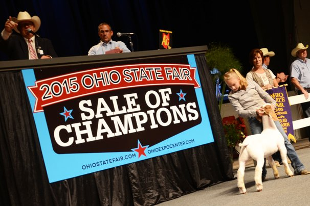2015 Sale of Champions results – Ohio Ag Net | Ohio's Country Journal