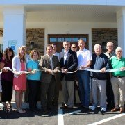 Photo 2 ribbon cutting