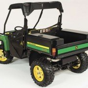The XUV 825i Special Edition Gator is ideal for carrying tools and supplies and features LED roof lights.