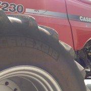 cerexbib on tractor