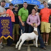 Grand Champion: Taylor Carr, Athens Co.