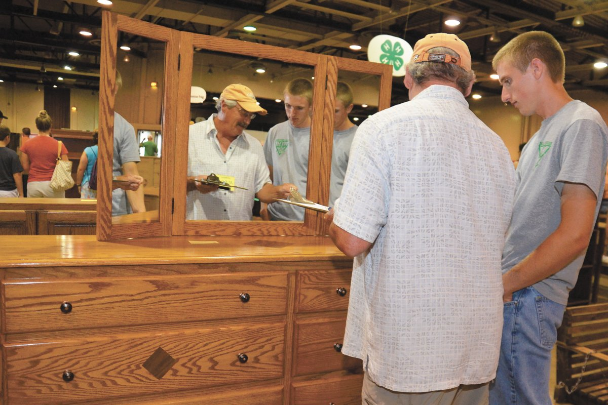 4-h projects aplenty at the ohio state fair – ohio ag net
