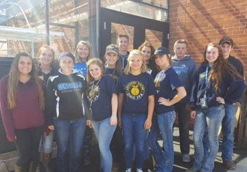 Anthony Wayne FFA 2016 Soil Judging