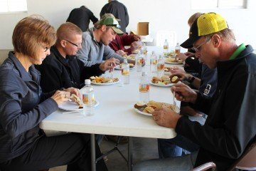 Heitkamp Farms Feeding Farmers Dinner