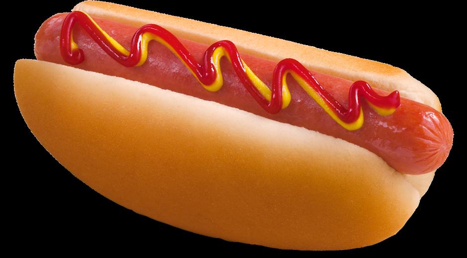 Hot dog bun for breakfast 4