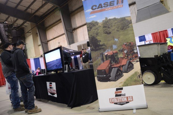 New at the show this year, Ohio Farm Bureau and industry partners, including Evolution Ag, are presenting Technology in Agriculture at Power Show Ohio.