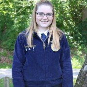 Shaeley Warner of Utica FFA