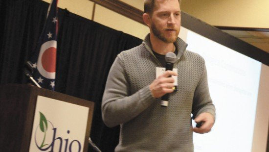 R.J. Rant talked at the recent OABA Industry Meeting about biologicals in agriculture.